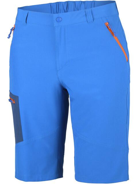 "Columbia Triple Canyon Shorts Men 10"" super blue"